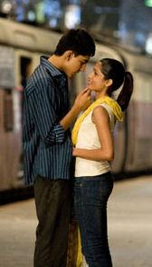 Slumdog couple