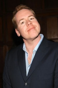 Bret Easton Ellis.  Don't worry.  He's never heard of you either.