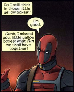Deadpool - 4thWall
